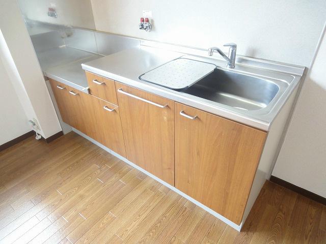 コンロ設置可能キッチンになります。