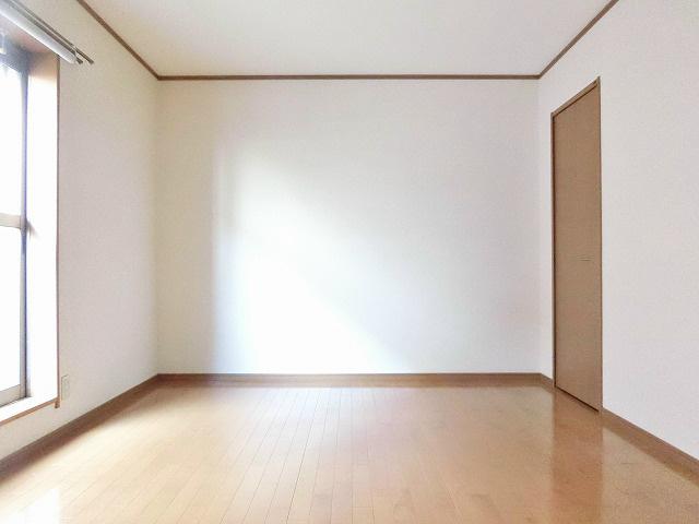 レイアウトのし易い洋室