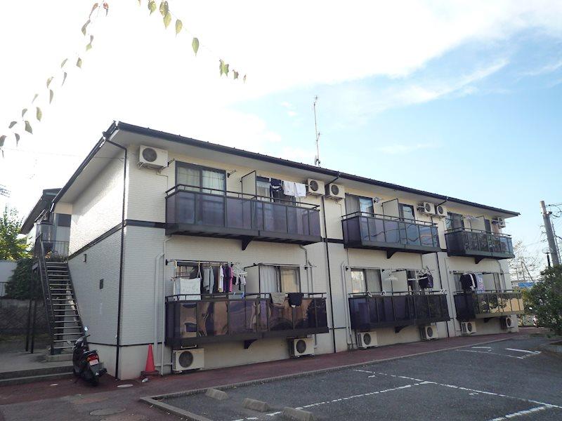 サンハイツ京阪