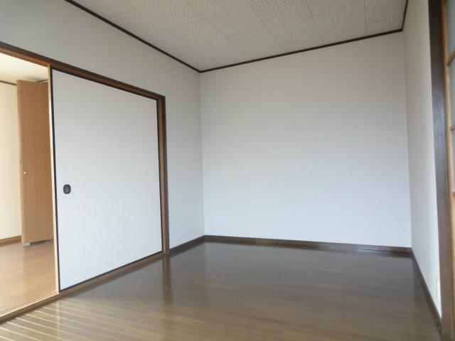 洋室になります。