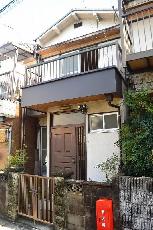 小山姫子町19-17貸家