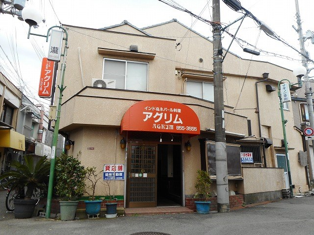 瀧村店舗(兼貸家)
