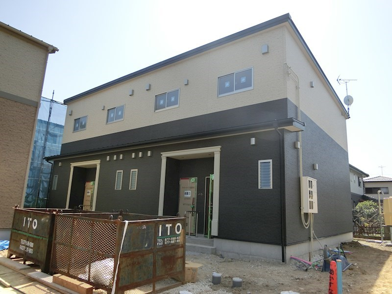 仮称)サンセリテ株式会社 長屋住宅新築工事
