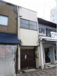 壬生高樋町京町家店舗