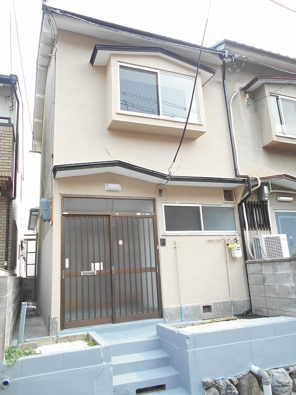 上花山坂尻4-29貸家