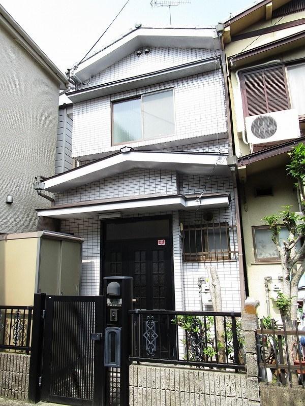 椥辻草海道町25-65貸家