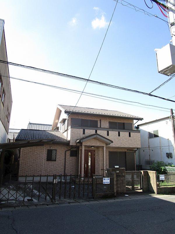 西野今屋敷町10-7貸家
