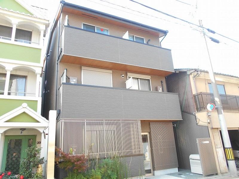 アパートメント東福寺