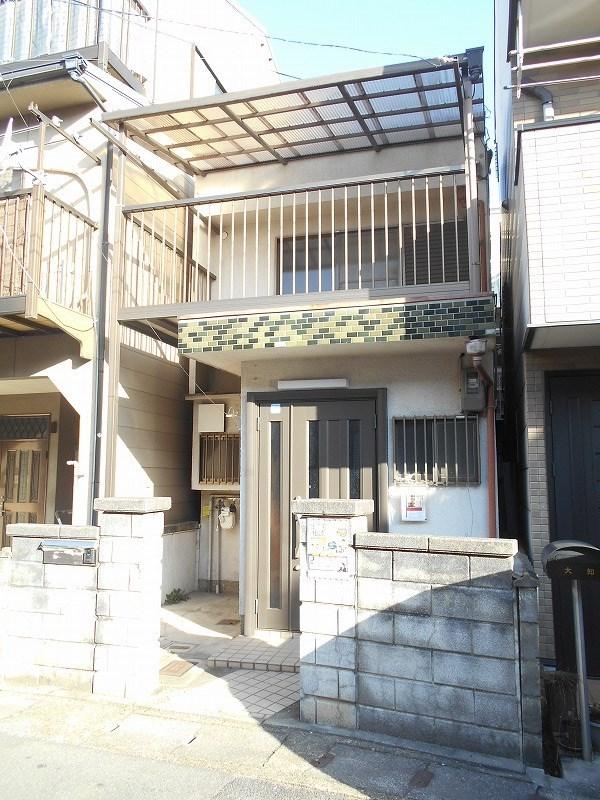 西野大鳥井町50-77貸家